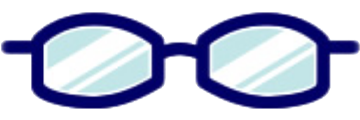 メガネ:バレル型